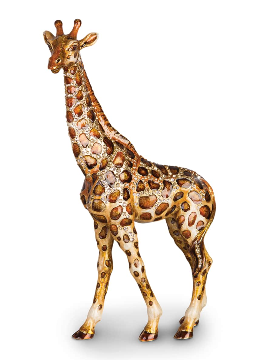 Image 1 of 1: Giraffe Figurine