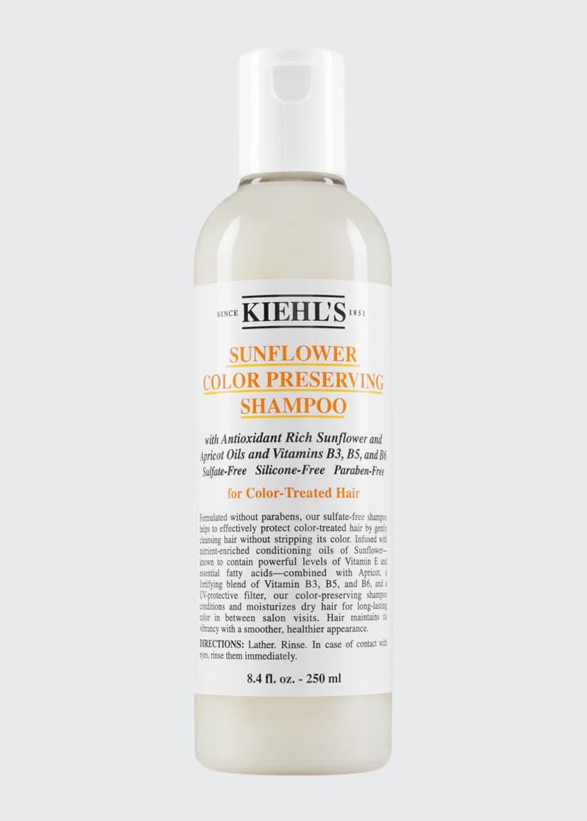 Kiehl's Since 1851 Sunflower Color-Preserving Shampoo, 8.4 oz.