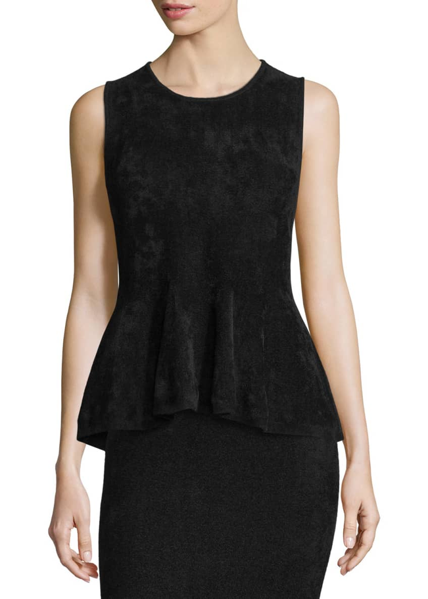Jason Wu GREY Sleeveless Chenille Top & Skirt