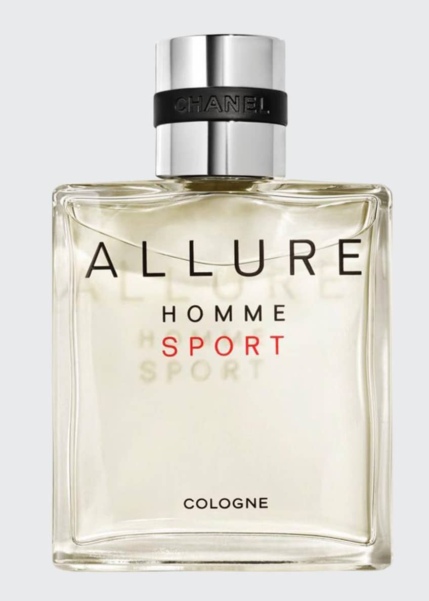 ALLURE HOMME SPORT Cologne, 3.4 oz.