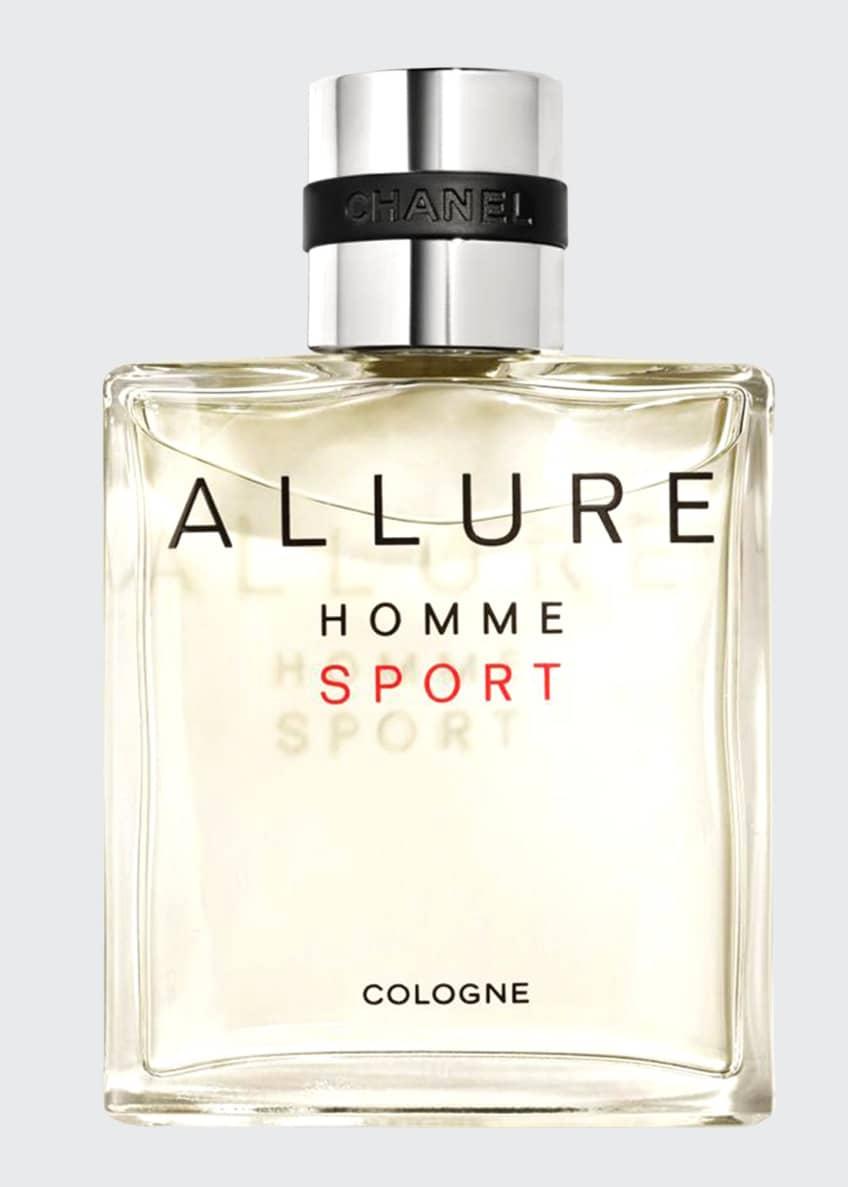 CHANEL ALLURE HOMME SPORT Cologne, 3.4 oz. - Bergdorf Goodman