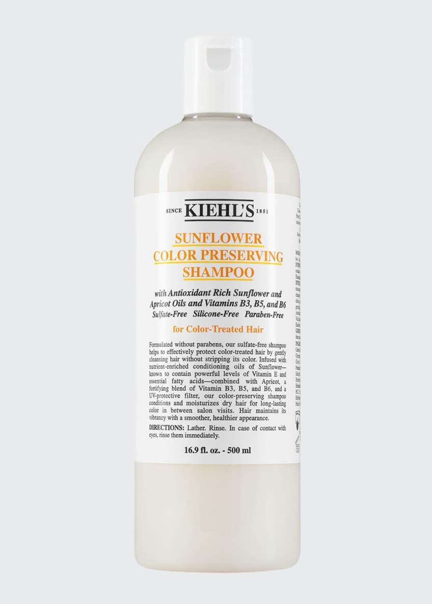 Kiehl's Since 1851 Sunflower Color-Preserving Shampoo, 16.9 oz.