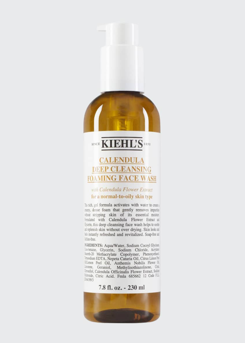 Kiehl's Since 1851 Calendula Deep Cleansing Foaming Face