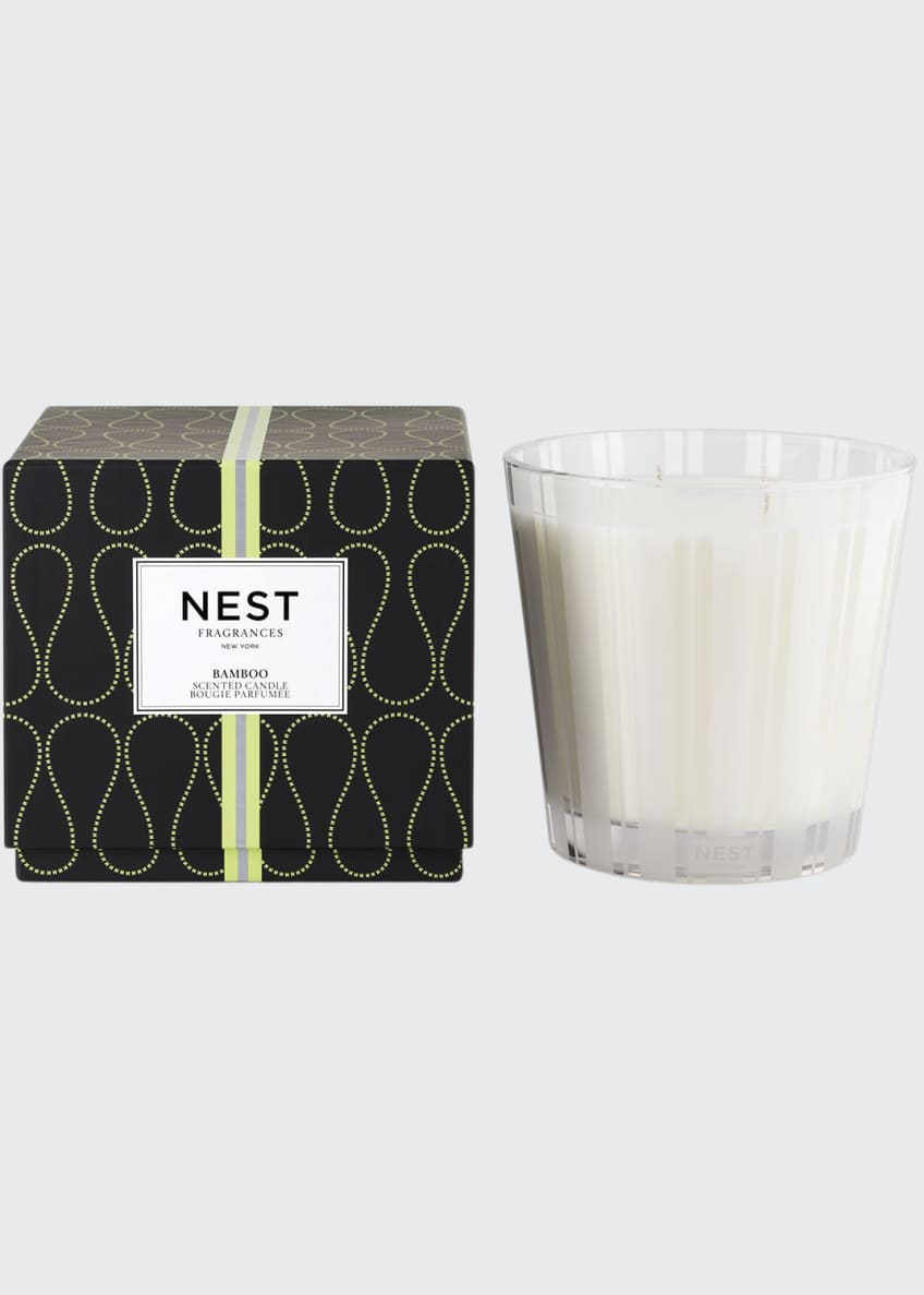 Nest Fragrances Bamboo Luxury 4-Wick Candle, 47.3 oz.
