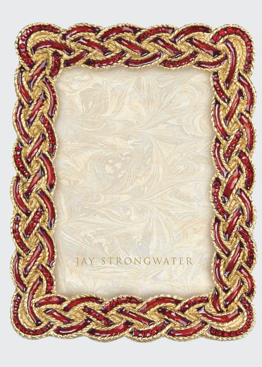 Jay Strongwater Aileen Braided 3.5