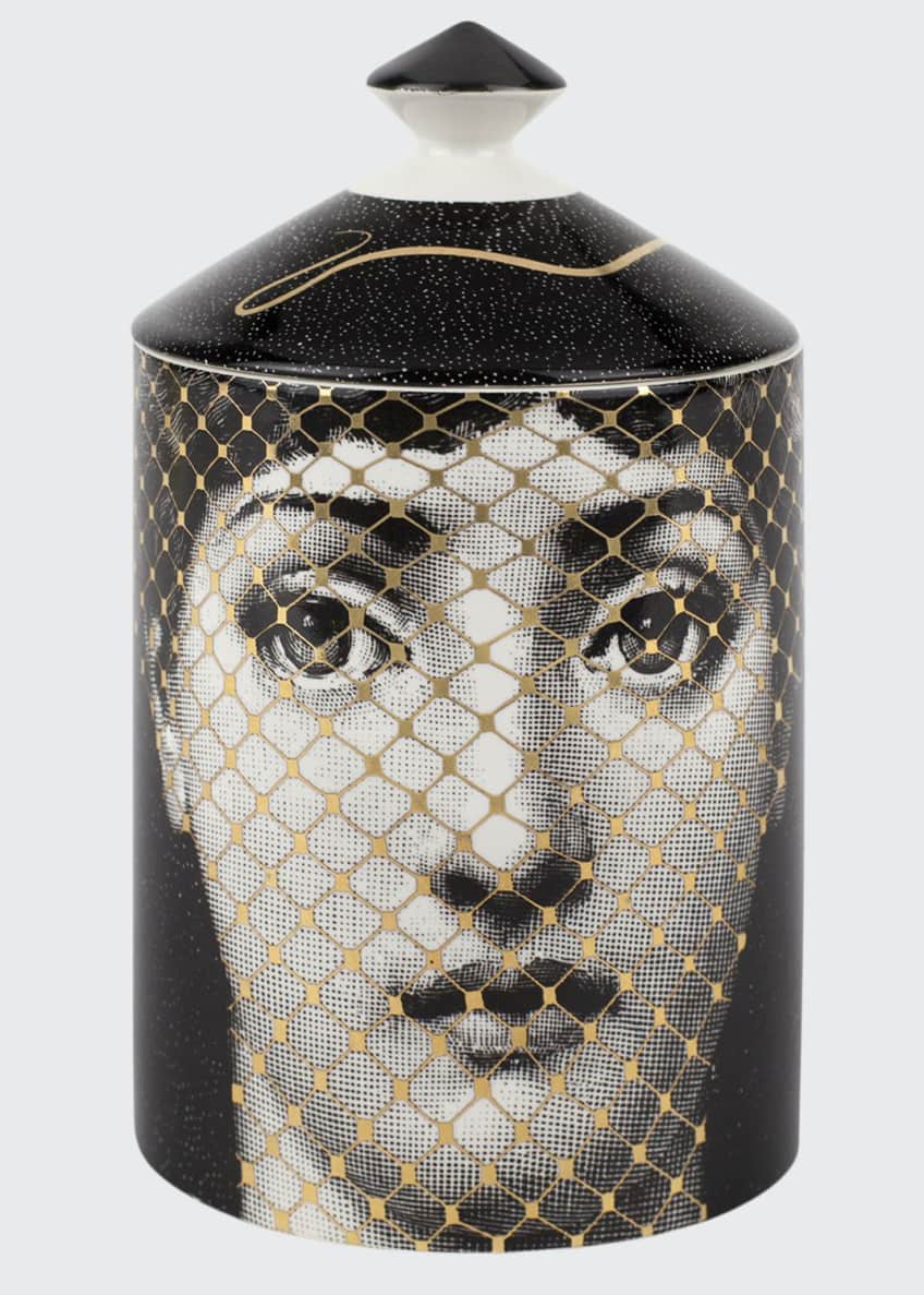Fornasetti Fornasetti Golden Burlesque Scented Candle