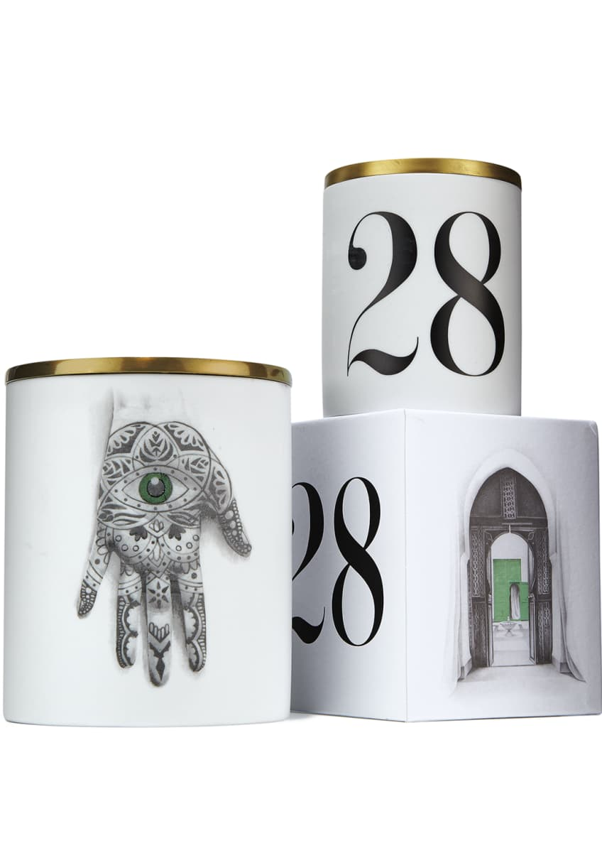 Image 2 of 3: Mamounia Candle - No. 28