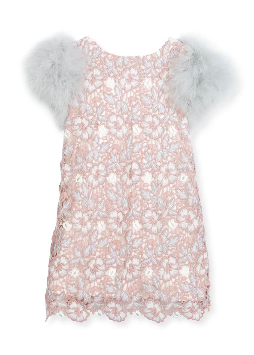 Charabia Lace Shift Dress & Matching Items