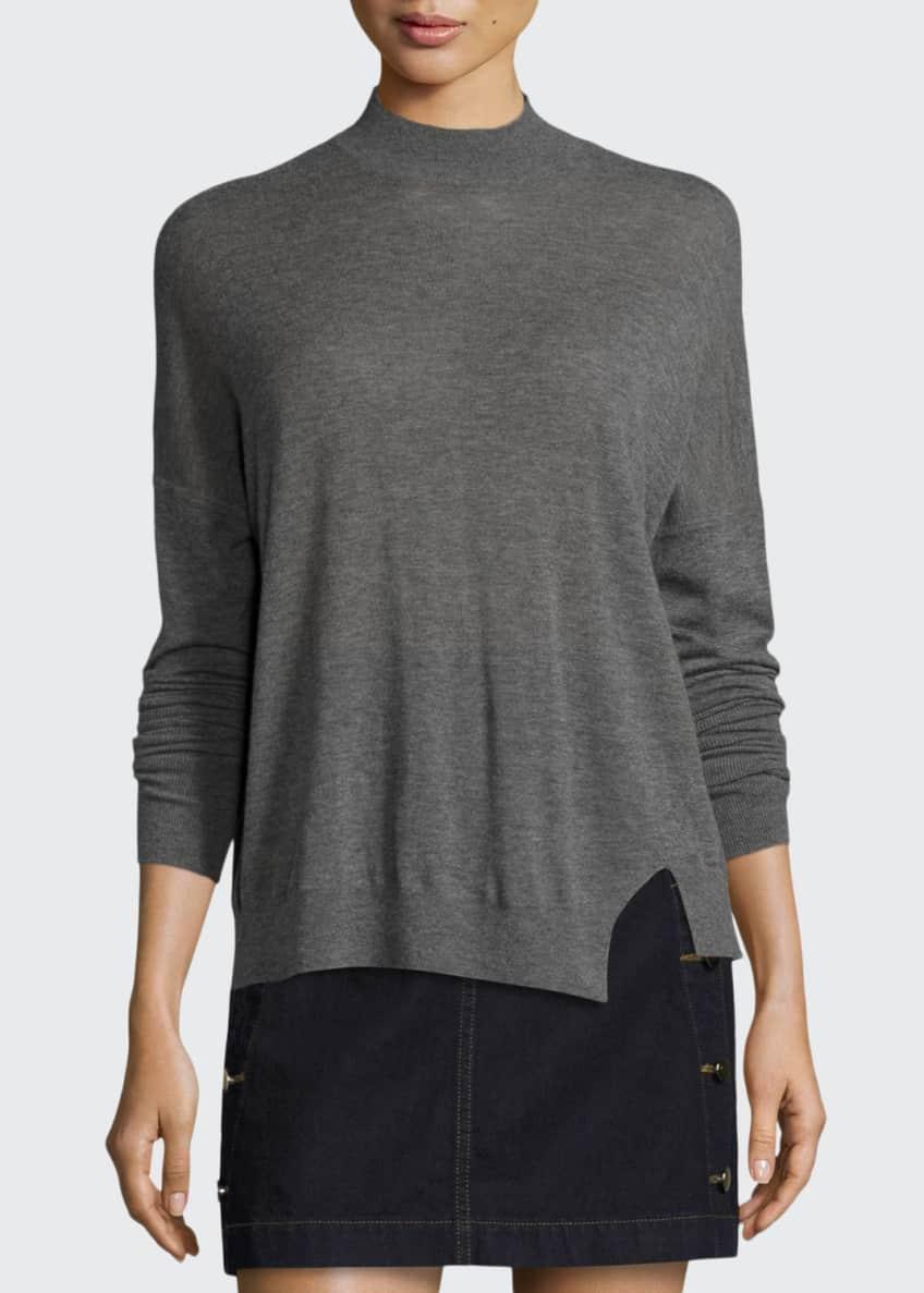 J Brand Mini Skirt & Sweater & Matching