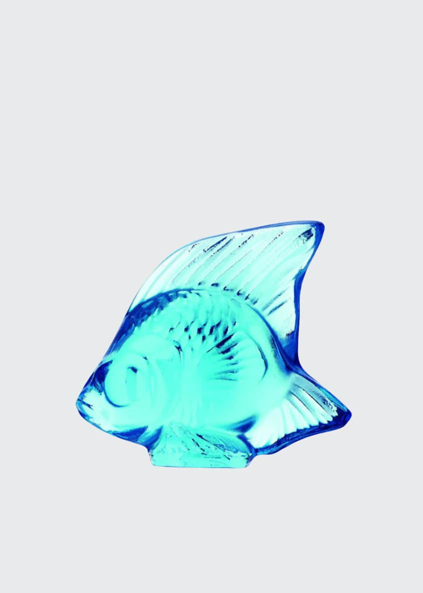 Image 1 of 1: Pale Blue Fish