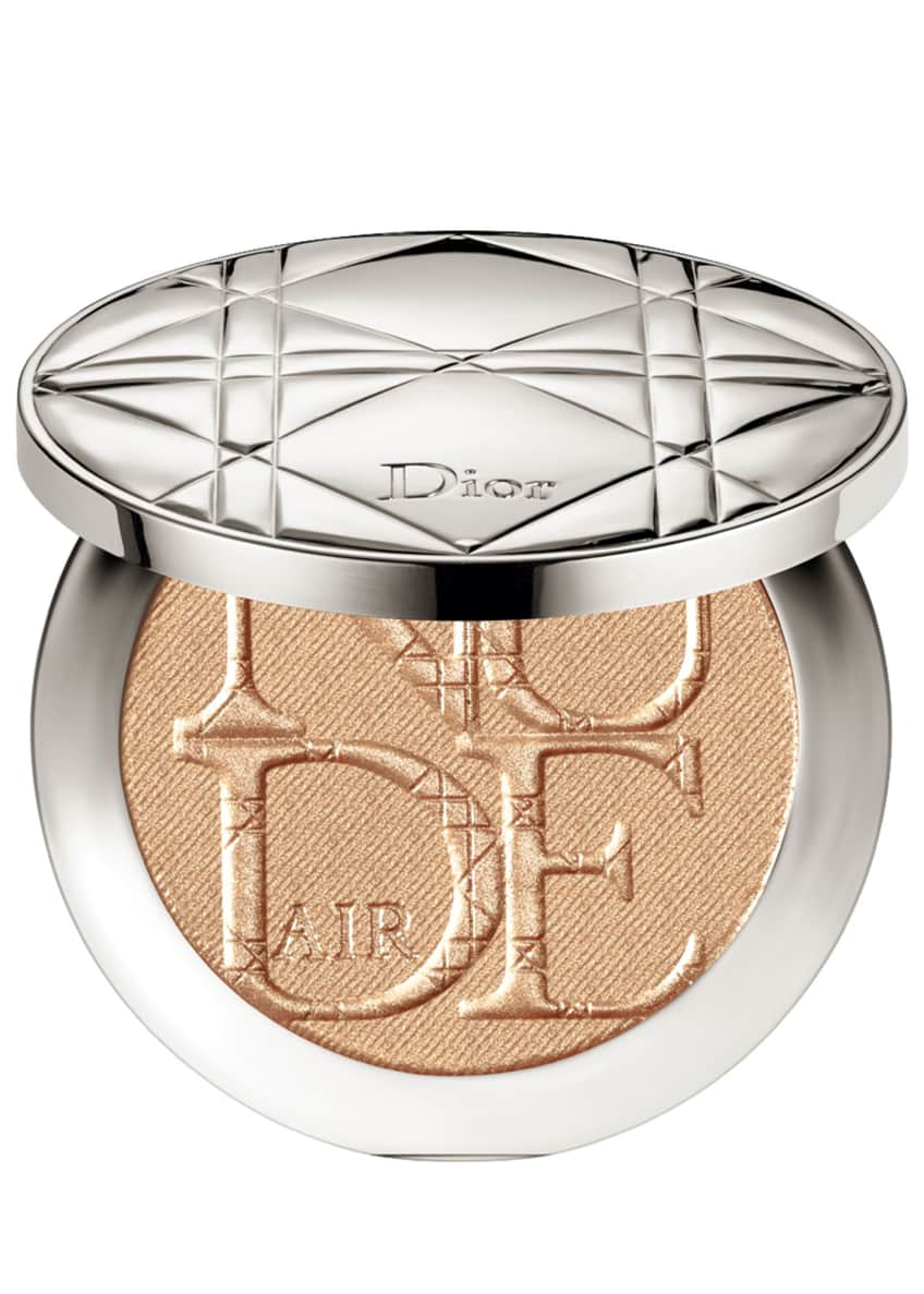 Image 1 of 1: Diorskin Nude Air Luminizer Shimmering Sculpting Powder