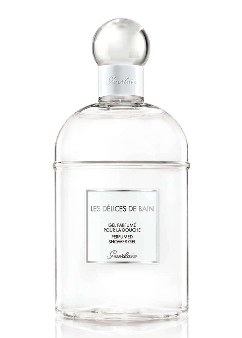 Guerlain Les Delices De Bain Shower Gel, 6.7