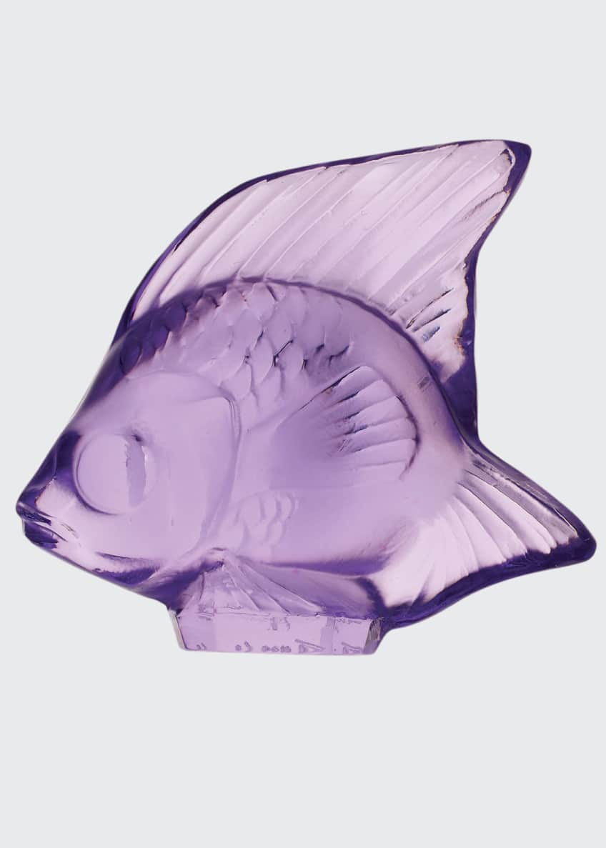 Image 1 of 1: Purple Fish