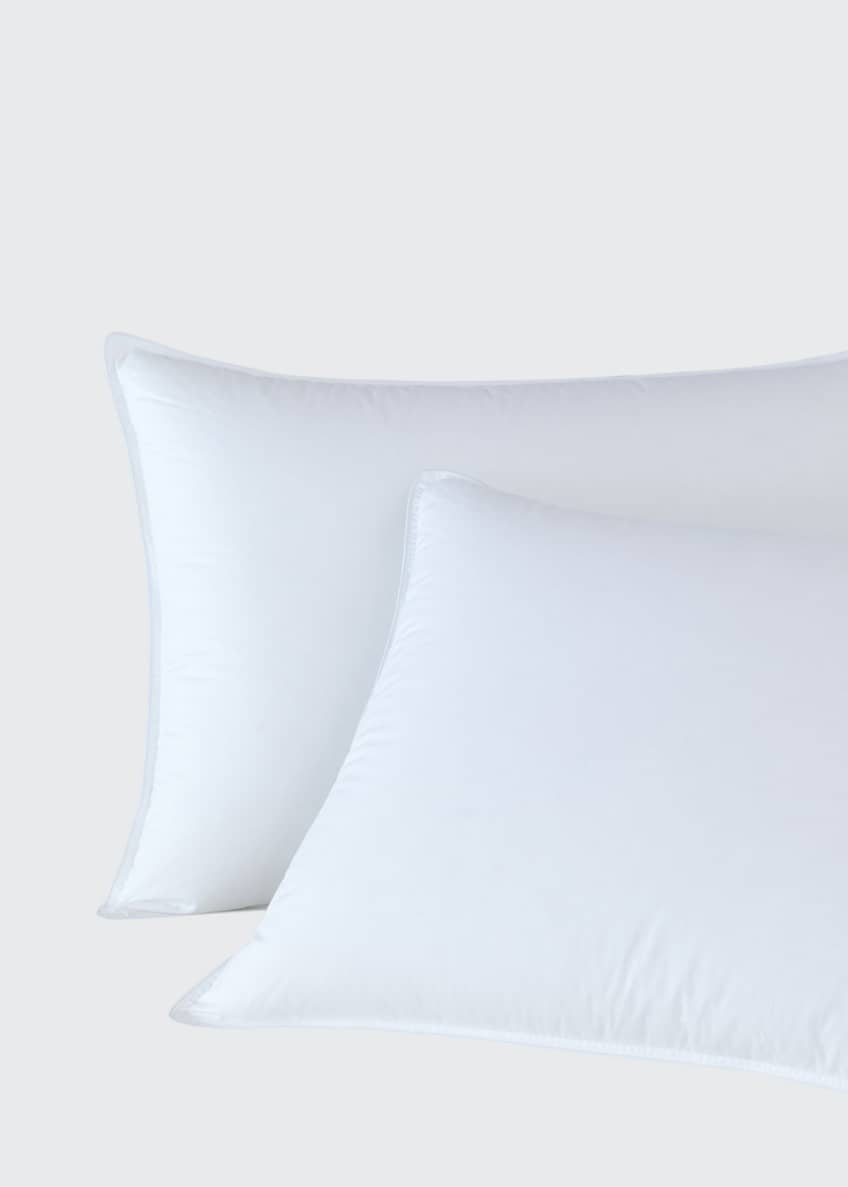 Image 1 of 4: Queen Haven Down Pillow, Firm