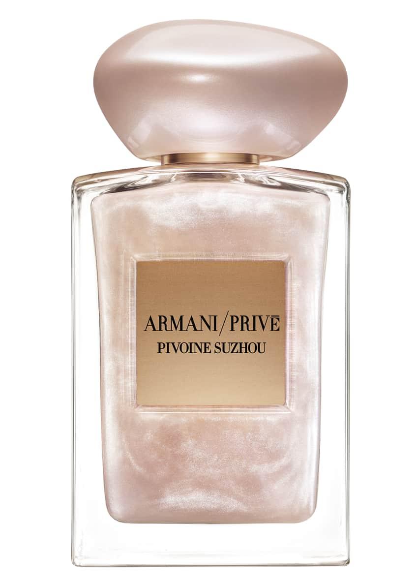 Giorgio Armani Exclusive Limited Edition Pivoine Suzhou Soie