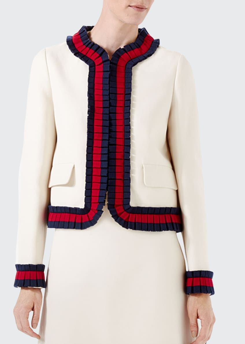Gucci Jacket & Skirt & Matching Items