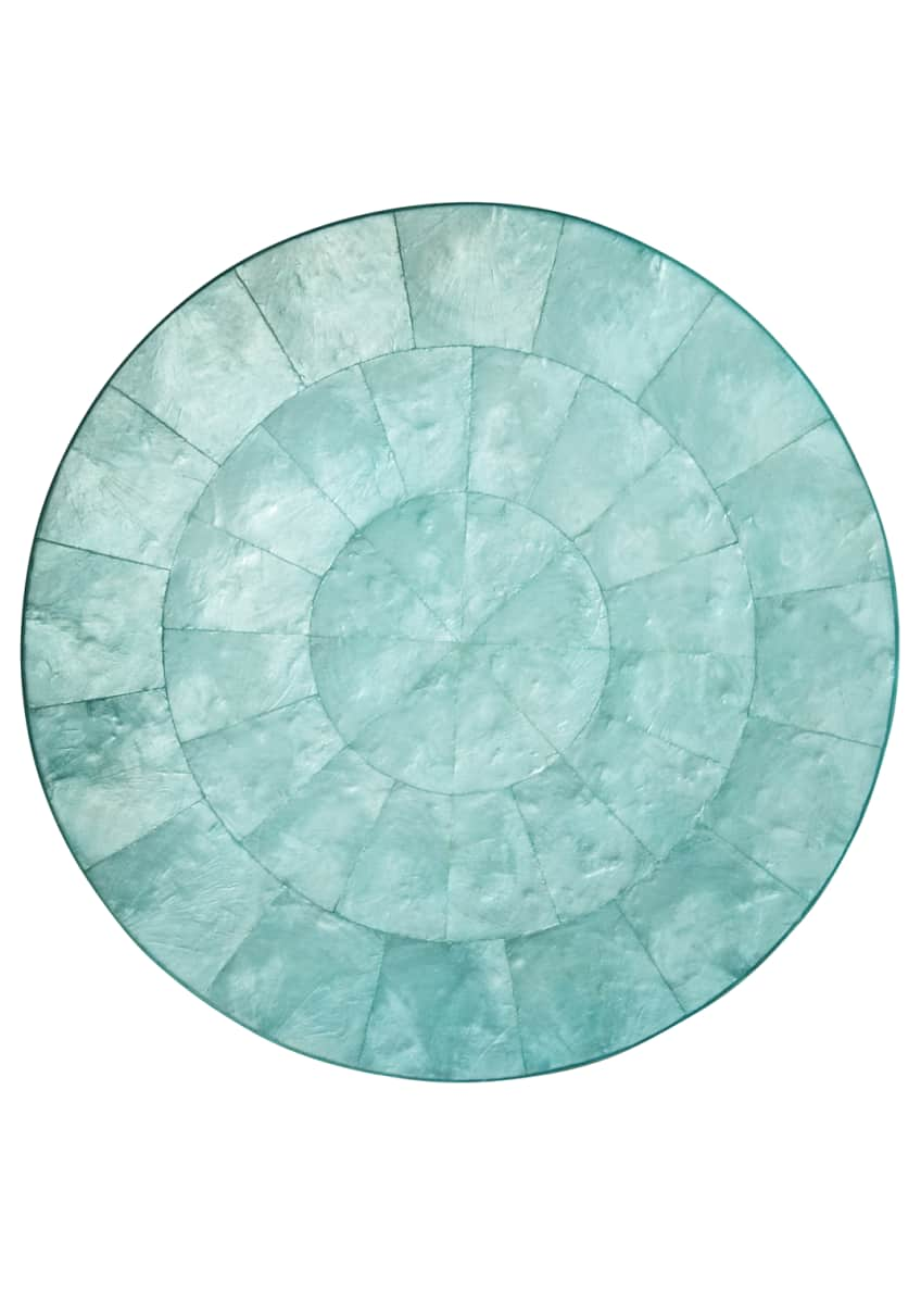 Image 1 of 1: Ocean Capiz Placemat