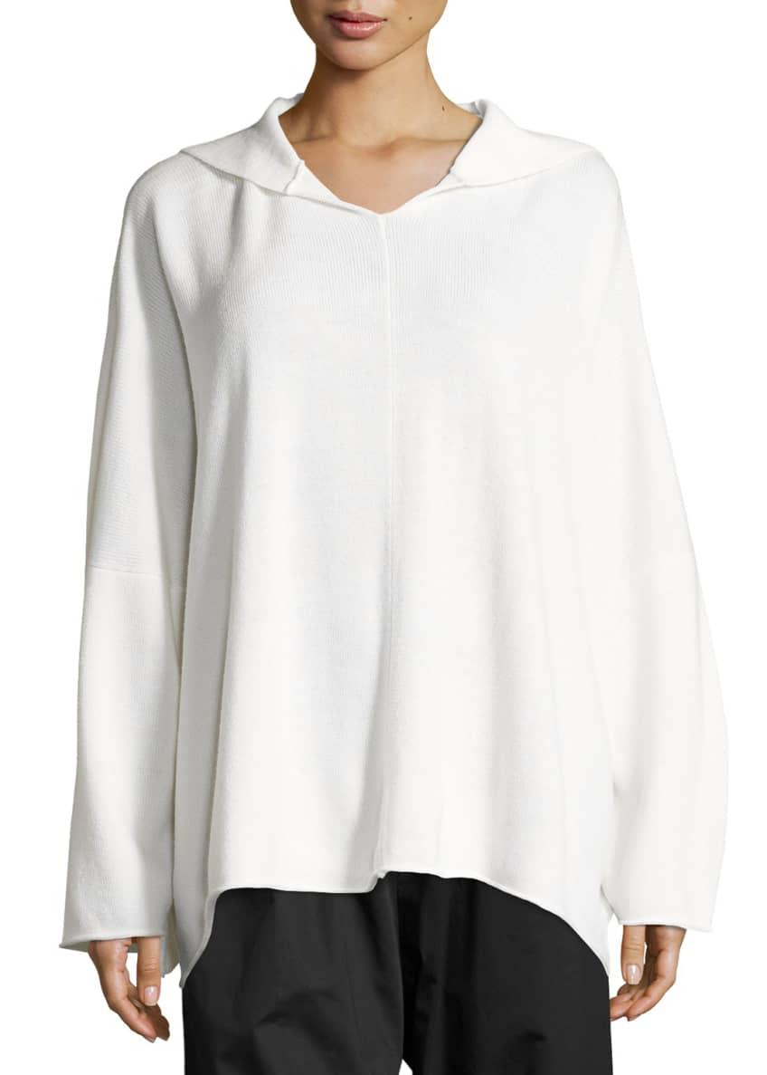 Eskandar Long-Sleeve Round-Neck T-Shirt & Matching Items