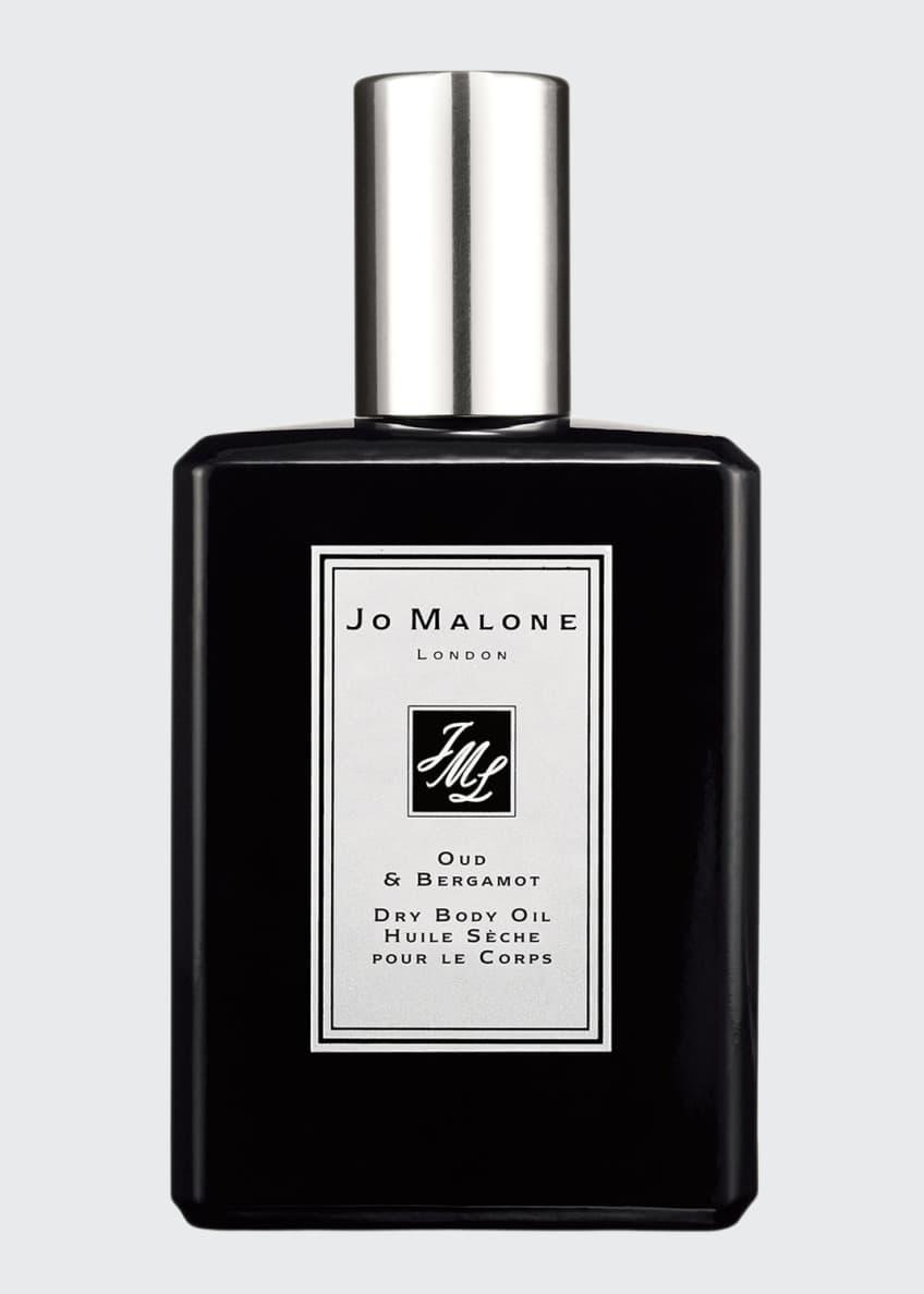 Jo Malone London Oud & Bergamot Dry Body Oil, 100ml - Bergdorf Goodman
