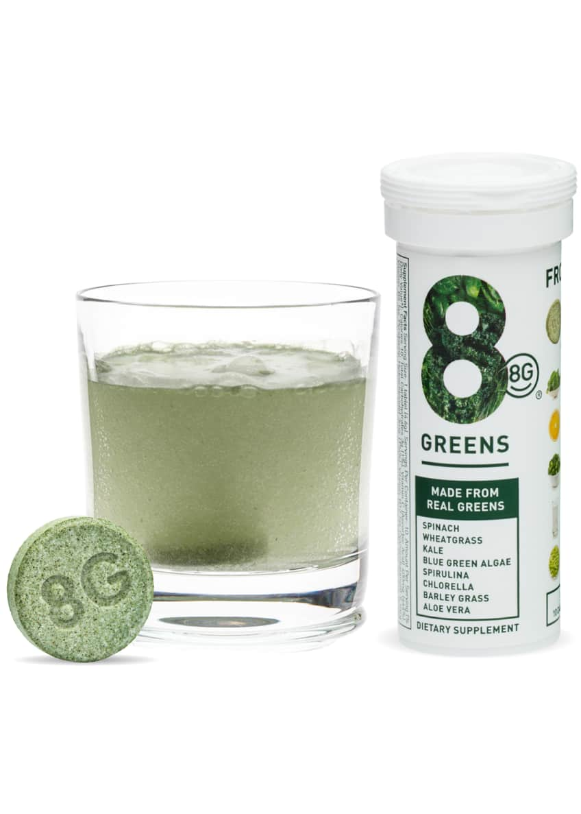 Image 4 of 5: Essential Greens Booster, 60 tablets