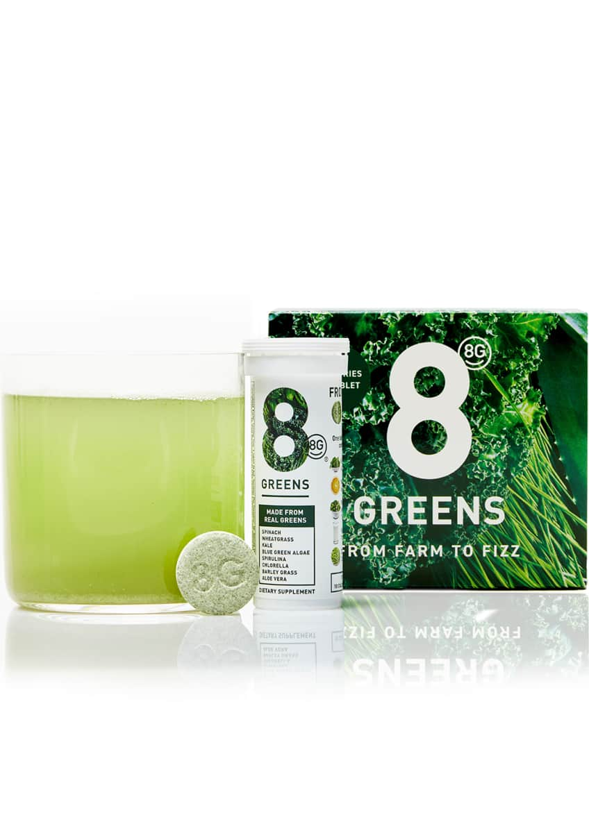 Image 5 of 5: Essential Greens Booster, 60 tablets