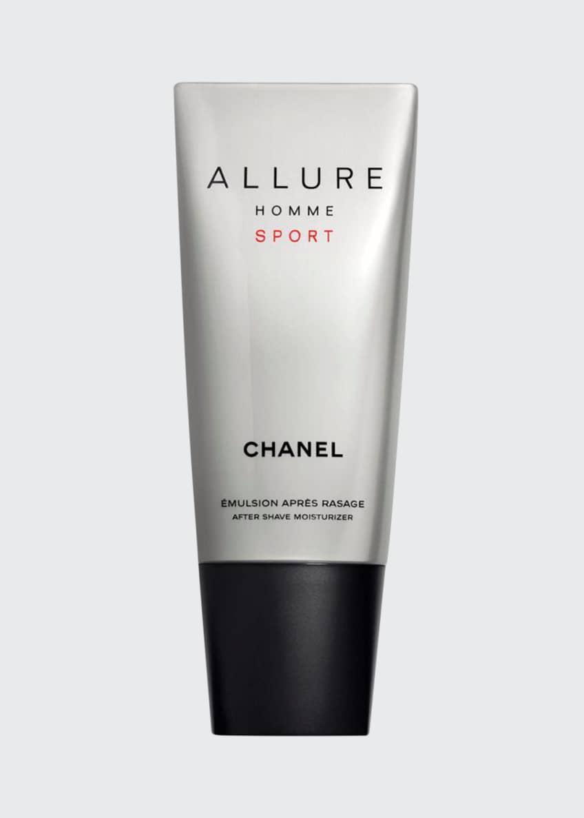 CHANEL ALLURE HOMME SPORT After Shave Moisturizer, 3.4 oz. - Bergdorf Goodman