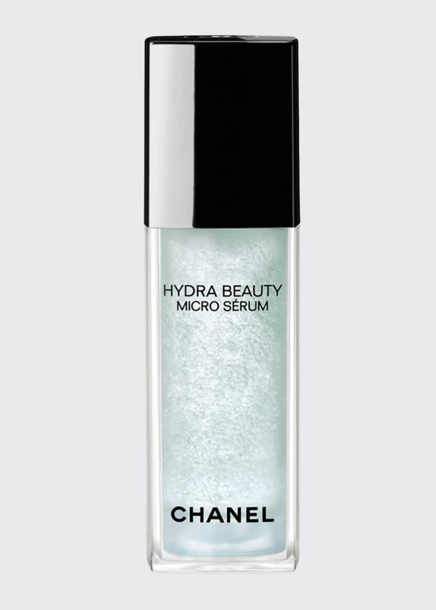 CHANEL HYDRA BEAUTY MICRO SERUM Intense Replenishing Hydration, 1.0 oz. - Bergdorf Goodman