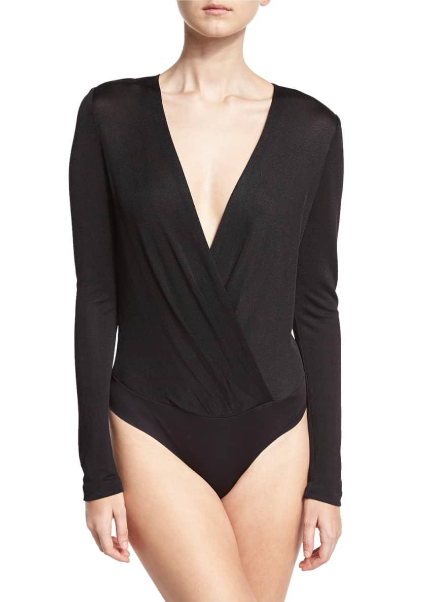 Diane von Furstenberg Bodysuit & Pants & Matching