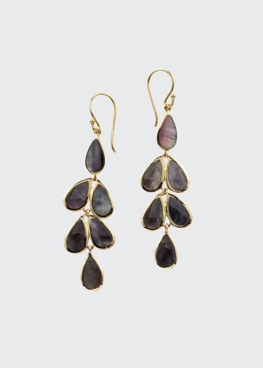 Ippolita 18K Polished Rock Candy Teardrop Earrings