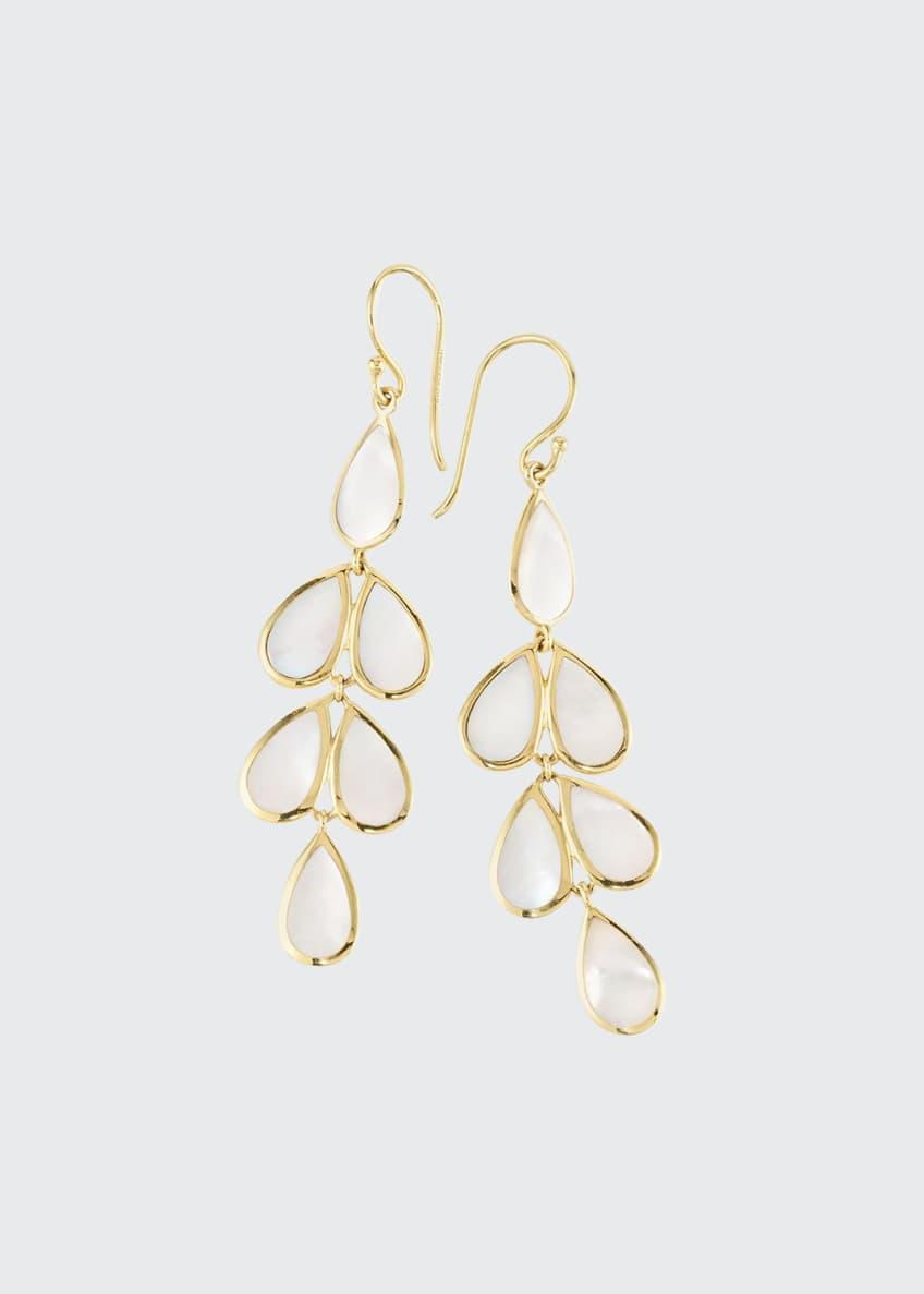 Ippolita 18K Rock Candy Mother-of-Pearl Teardrop Earrings