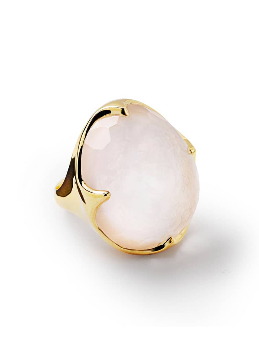 Ippolita 18K Rock Candy® King Ring in Mother-of-Pearl