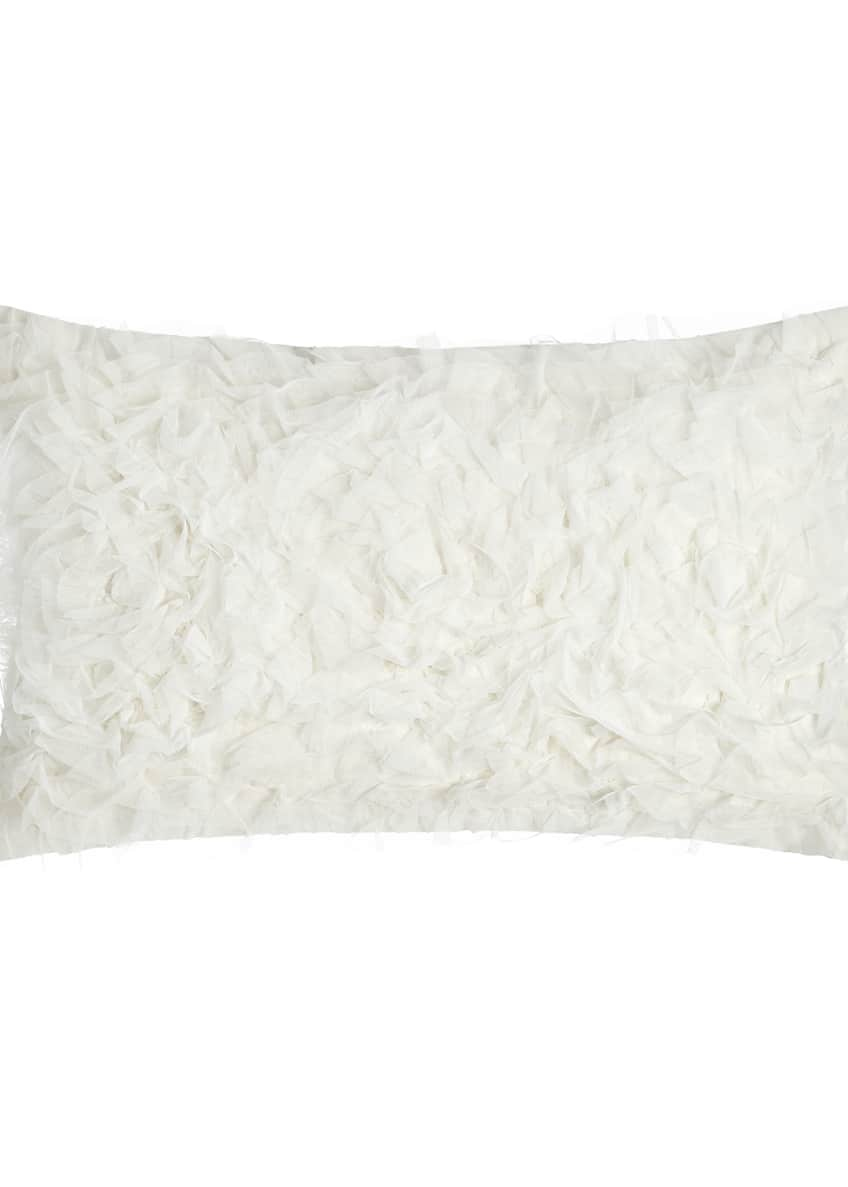 Image 1 of 1: Coco Sheer Pillow
