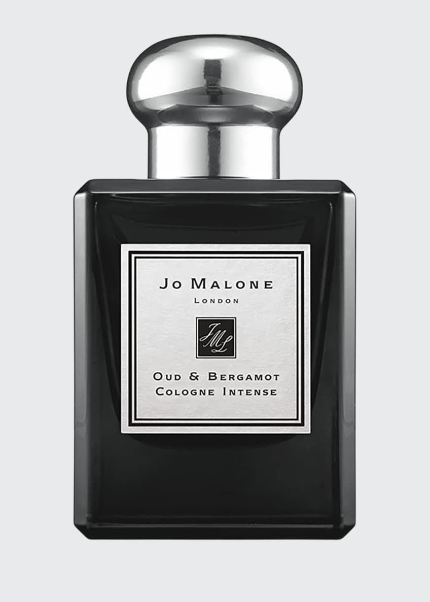 Oud & Bergamot Cologne Intense, 50 mL
