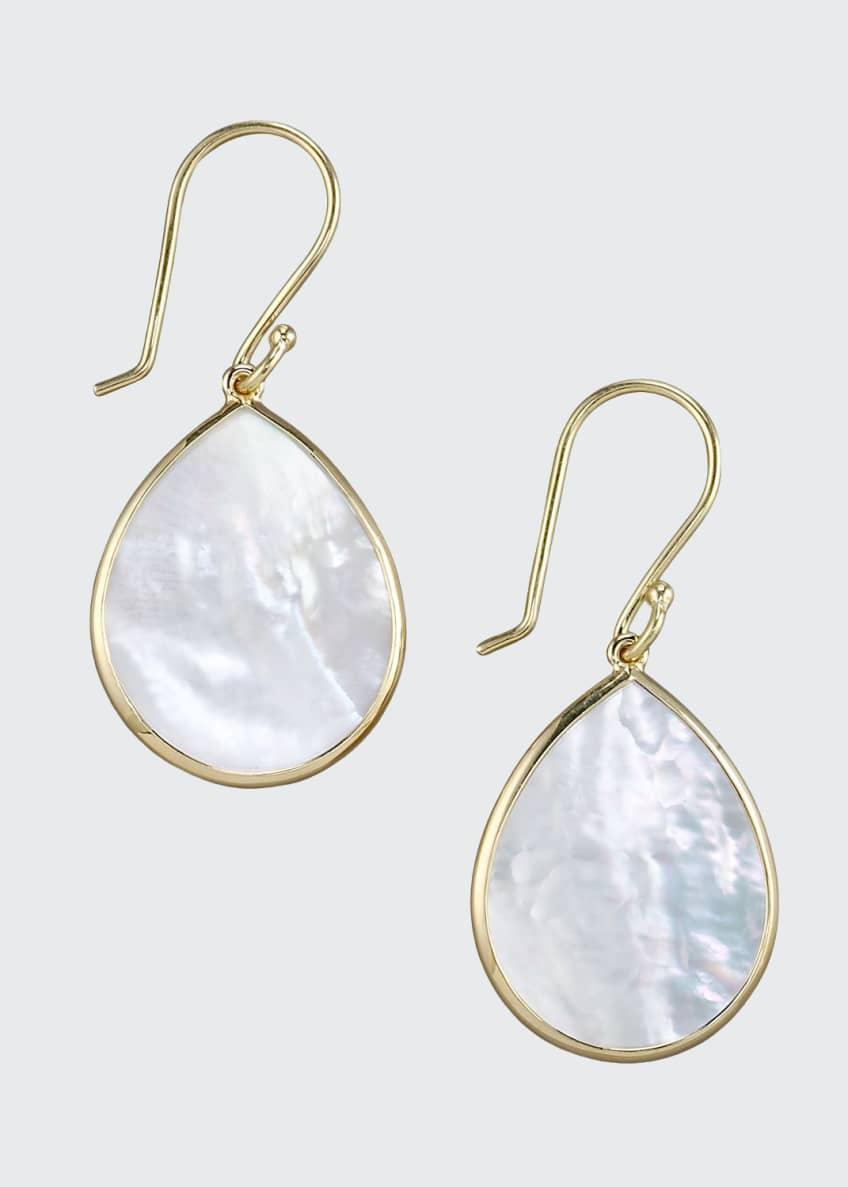 Ippolita Small Teardrop Earrings, Mother-of-Pearl