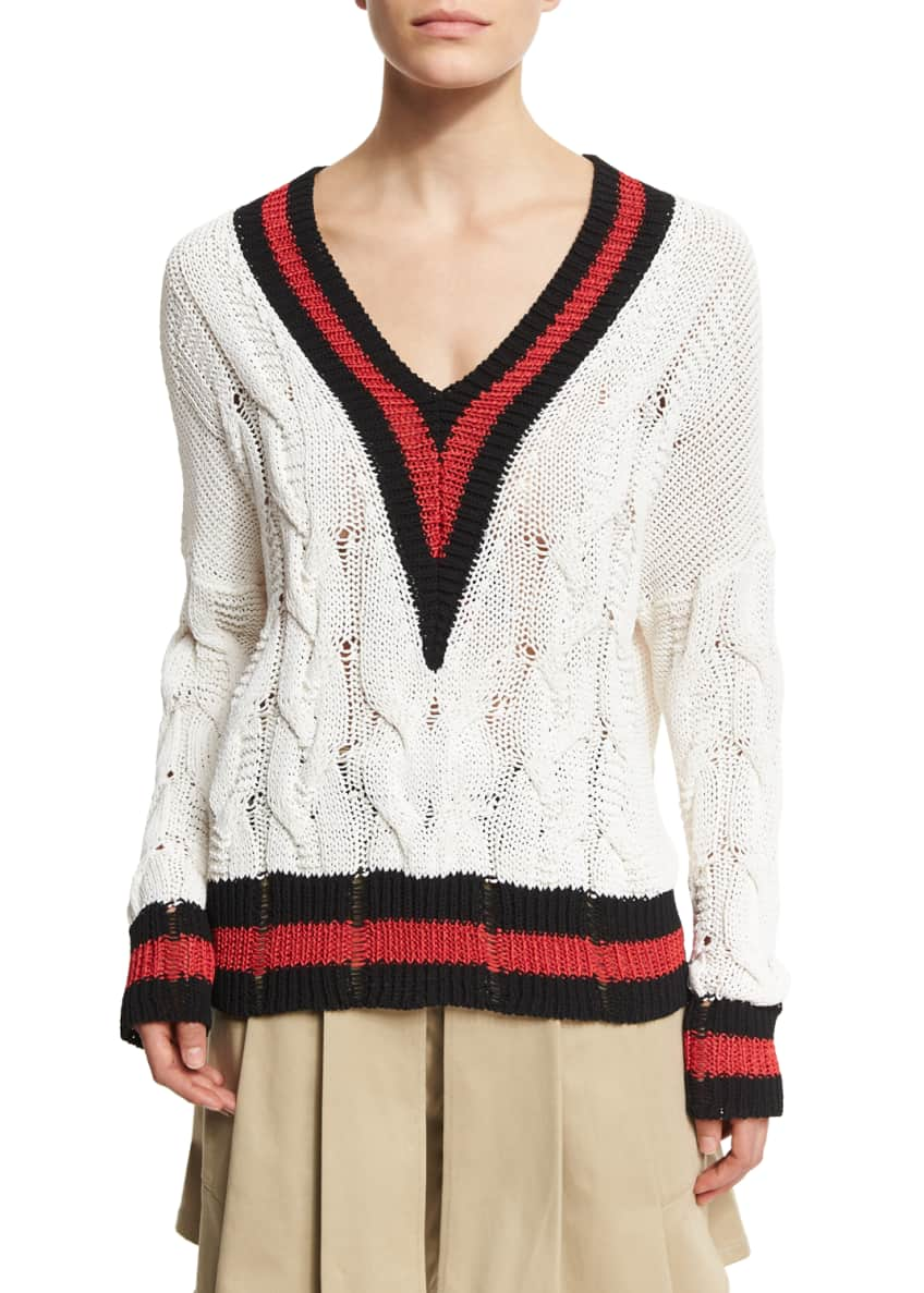 Rag & Bone Sweater & Culottes & Matching