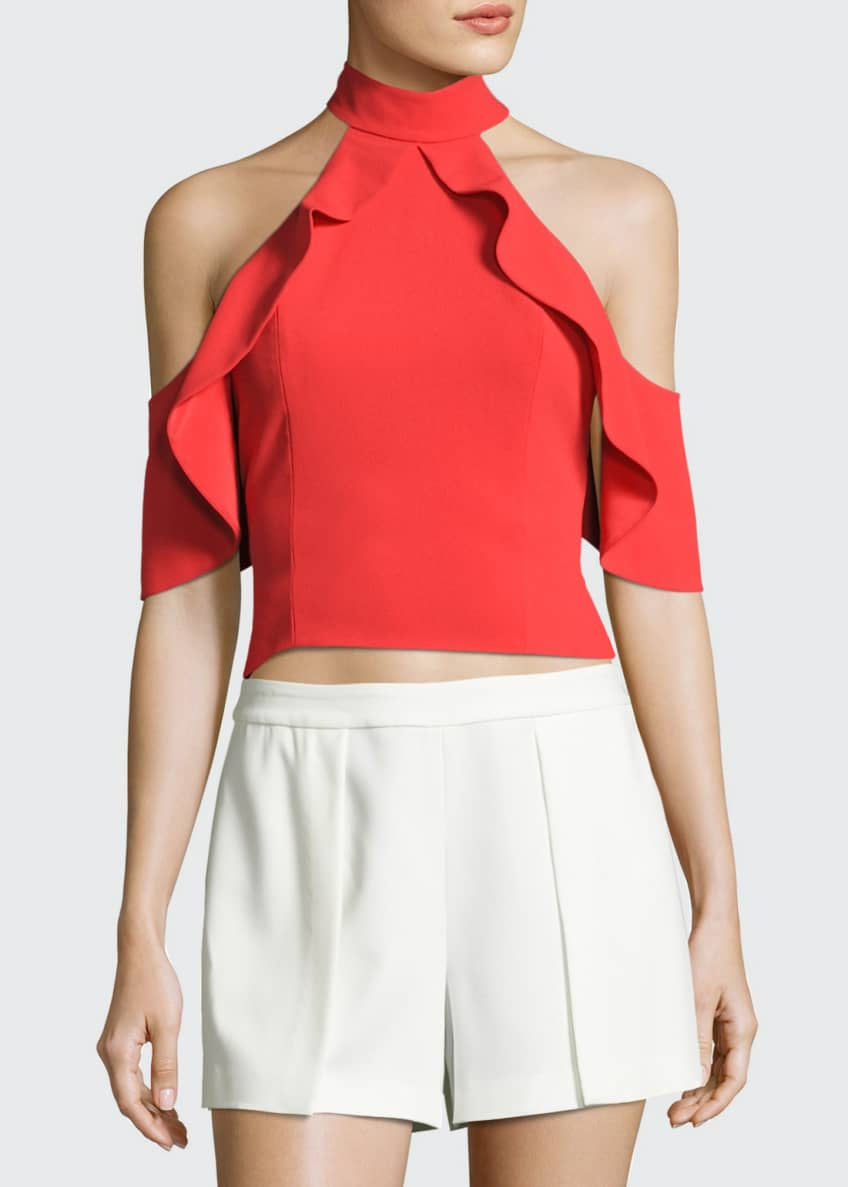 Alice + Olivia Top & Shorts & Matching