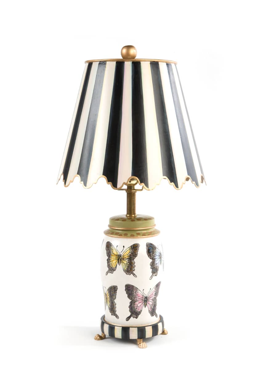 Image 1 of 2: Small Butterfly Collection Lamp