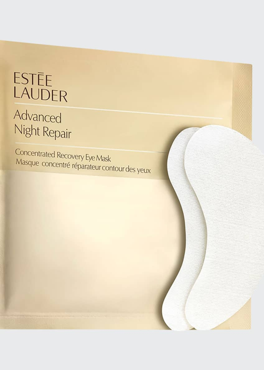 Image 1 of 1: Advanced Night Repair Concentrated Recovery Eye Mask x4