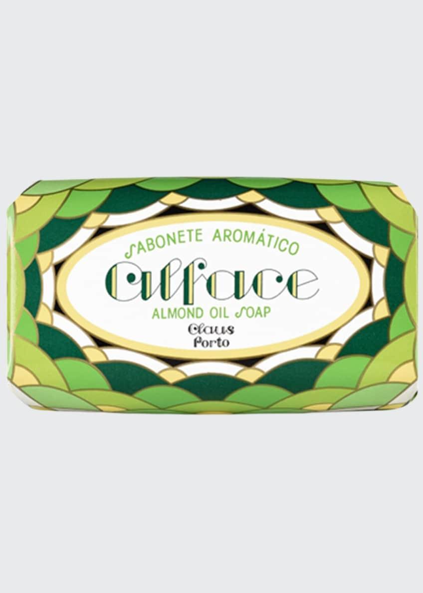 Claus Porto Alface - Almond Oil Soap, 150g