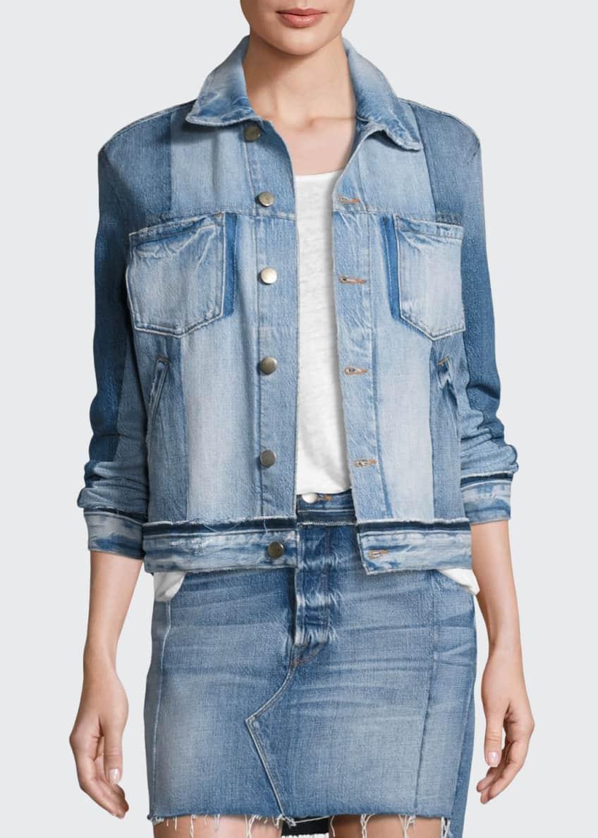 FRAME T-Shirt, Jacket, and Shorts & Matching Items
