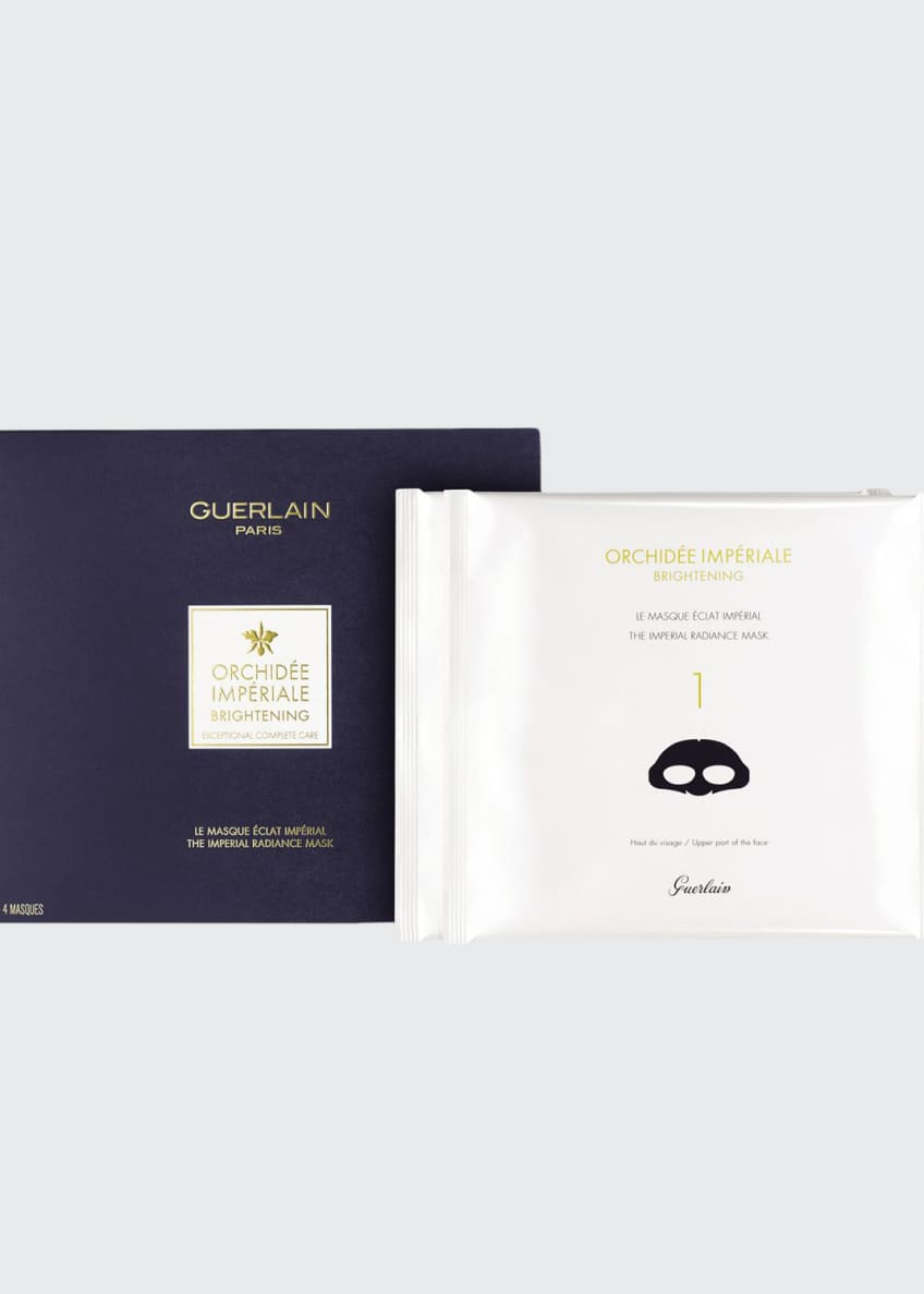 Guerlain Orchidee Imperiale Imperial Radiance Mask , 4