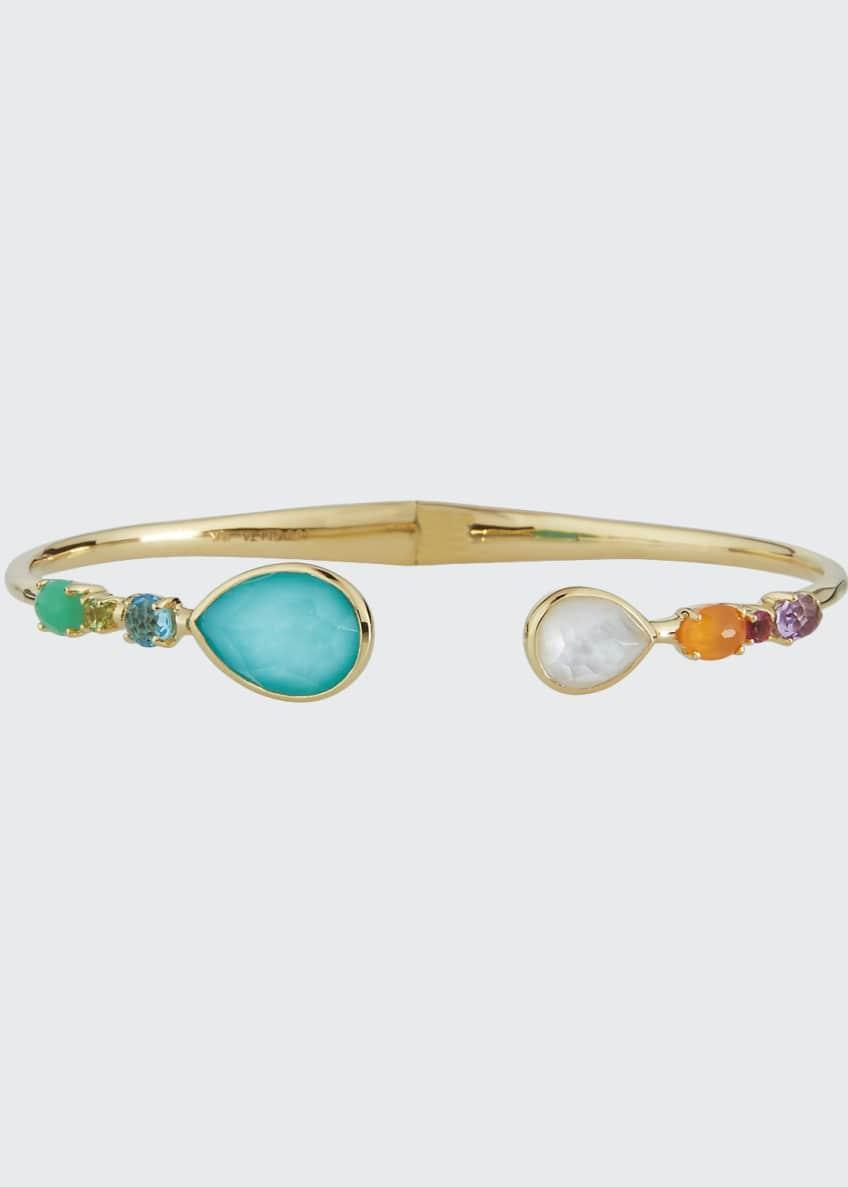 Ippolita Mixed-Station Bangle Bracelet