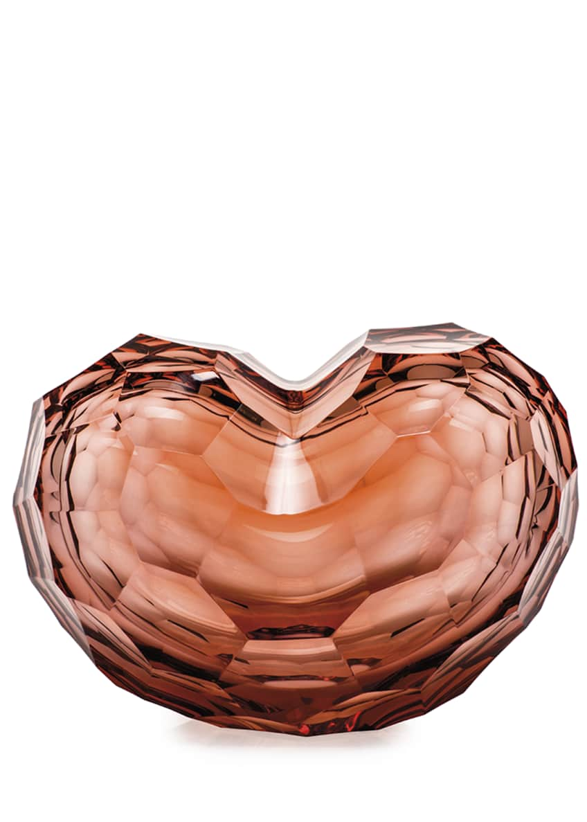 Image 1 of 1: Blush Heart Sculpture