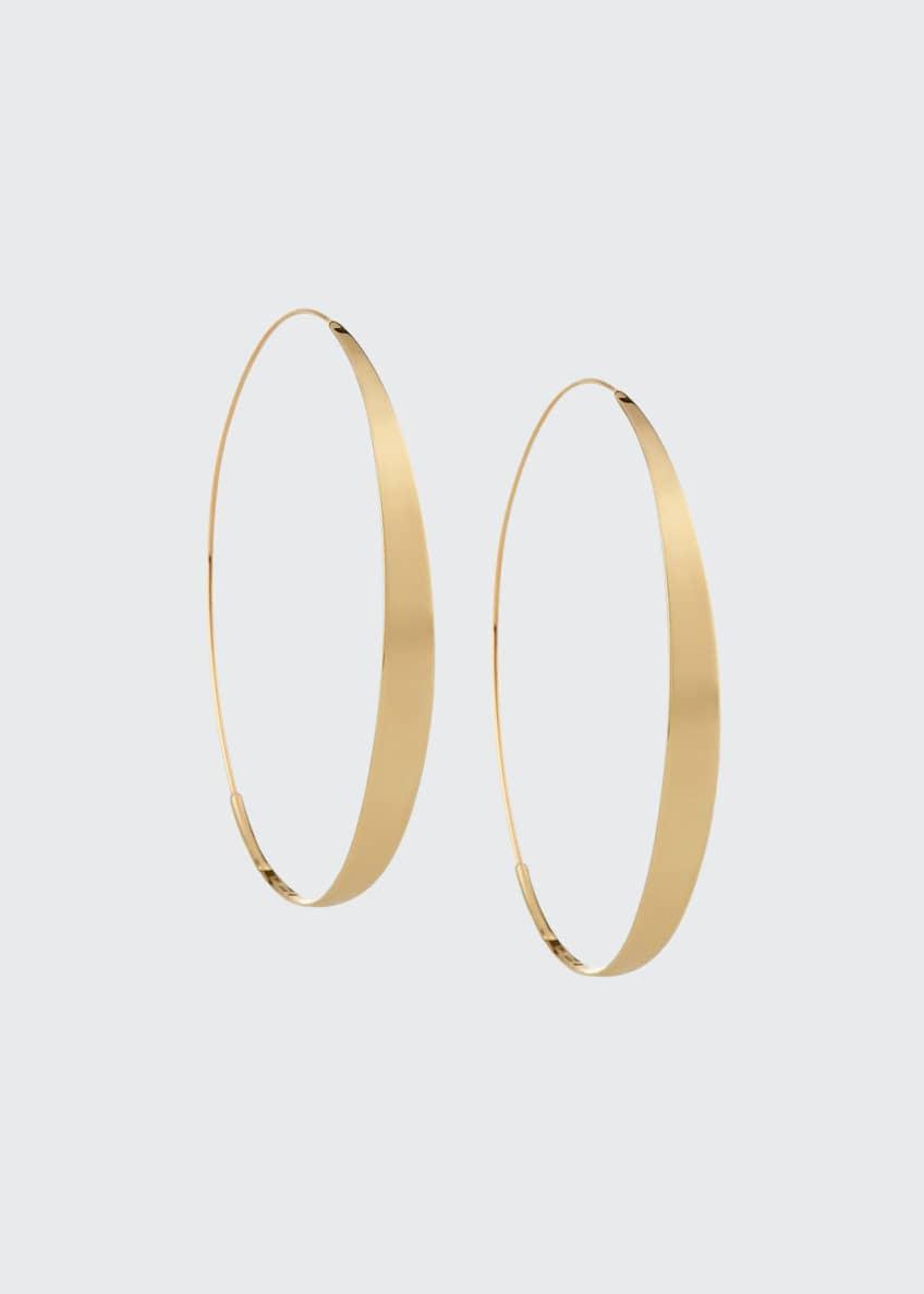 LANA Bond XL Glam Magic Hoop Earrings