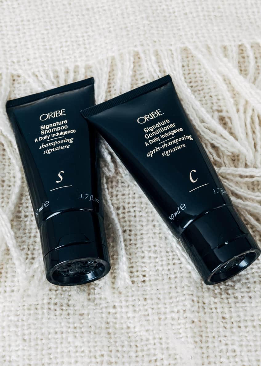 Oribe Signature Shampoo, Travel Size 1.7oz - Bergdorf Goodman