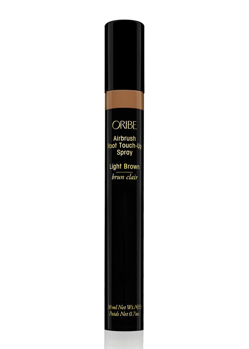 Oribe Airbrush Root Touch-Up Spray, Light Brown, 0.7