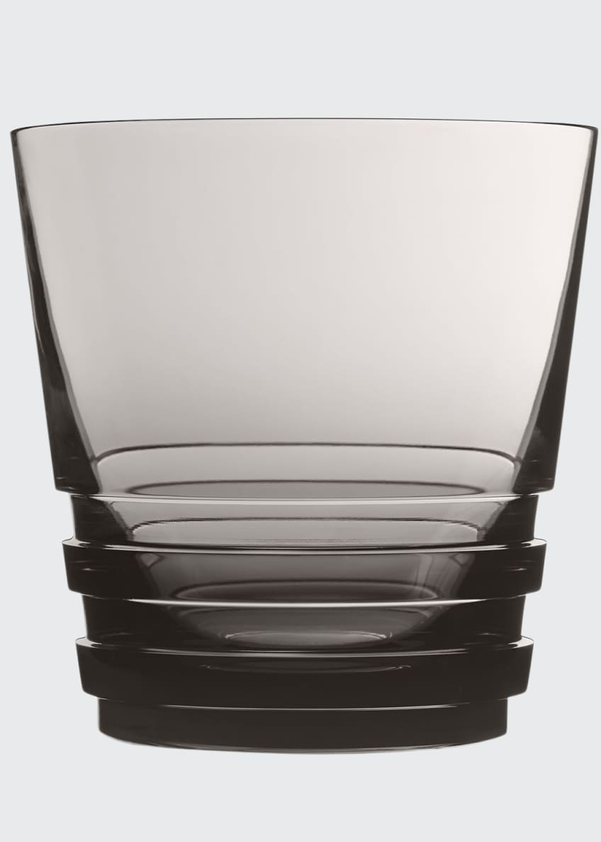 Saint Louis Crystal Large Oxymore Double Old Fashioned,
