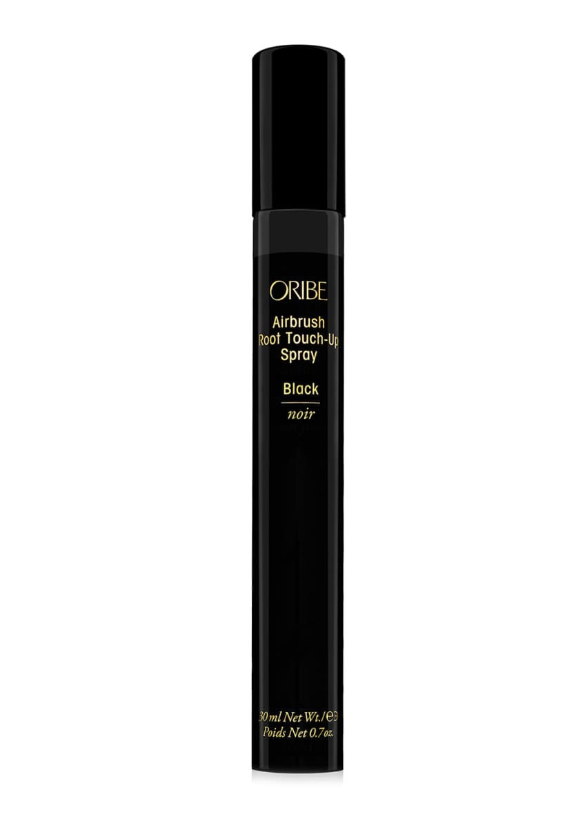 Oribe Airbush Root Touch-Up Spray, Black, 0.7 oz.
