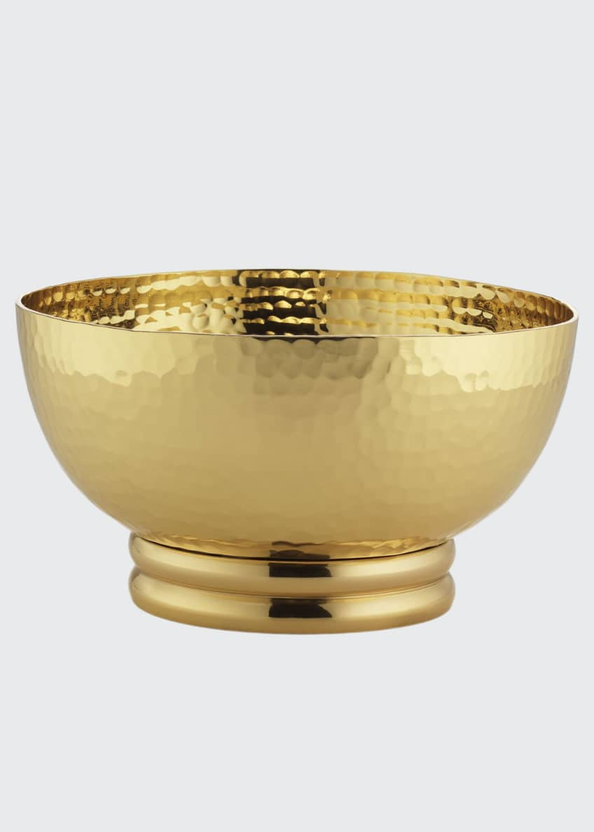 Image 1 of 1: El Dorado Brass Round Bowl
