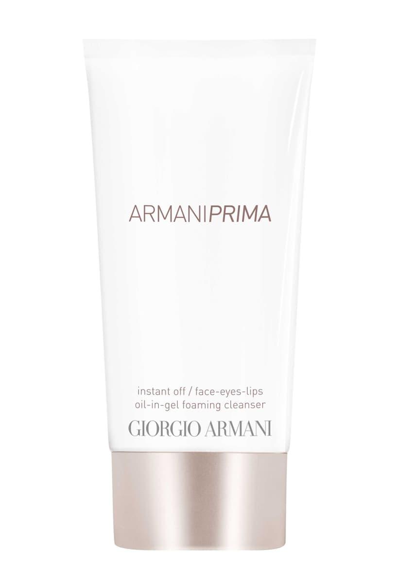 Giorgio Armani Armani Prima Oil-in-Gel Instant Off Face
